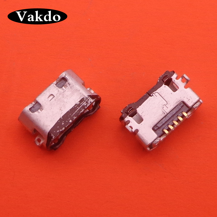 500X Micro USB Jack Charging Port connector for Motorola Moto G G3 XT1542 XT1543 XT1031 XT1042
