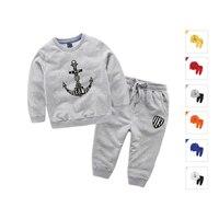 Boys Clothing Set Children S Sports Suits Kids Fashion Brand Autumn Baby Boy Clothes Tops Pants