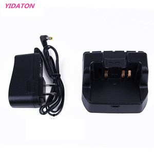 Image 1 - YIDATON Charger Desktop Charger for Yaesu VX 8R VX 8E VX 8DR VX 8DE VX 8GR FT 1DR Radio For Battery SBR 14LI FNB101LI FNB102LI