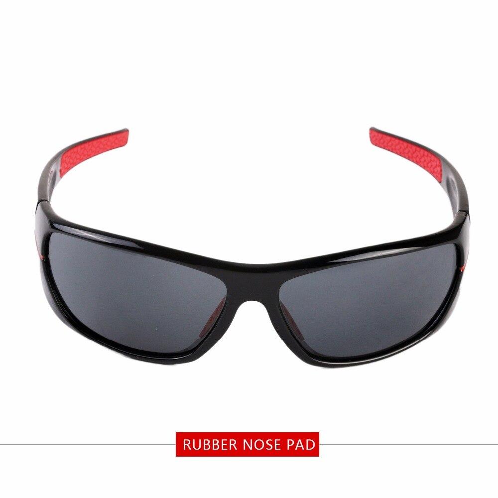5c7e7becc0 ... JIANGTUN Polarized Sports Sunglasses for Men ...