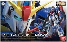Original Gundam RG 1/144 Model ZETA GUNDAM  NORN Freedom Unchained Mobile Suit Kids Toys With Holder стоимость