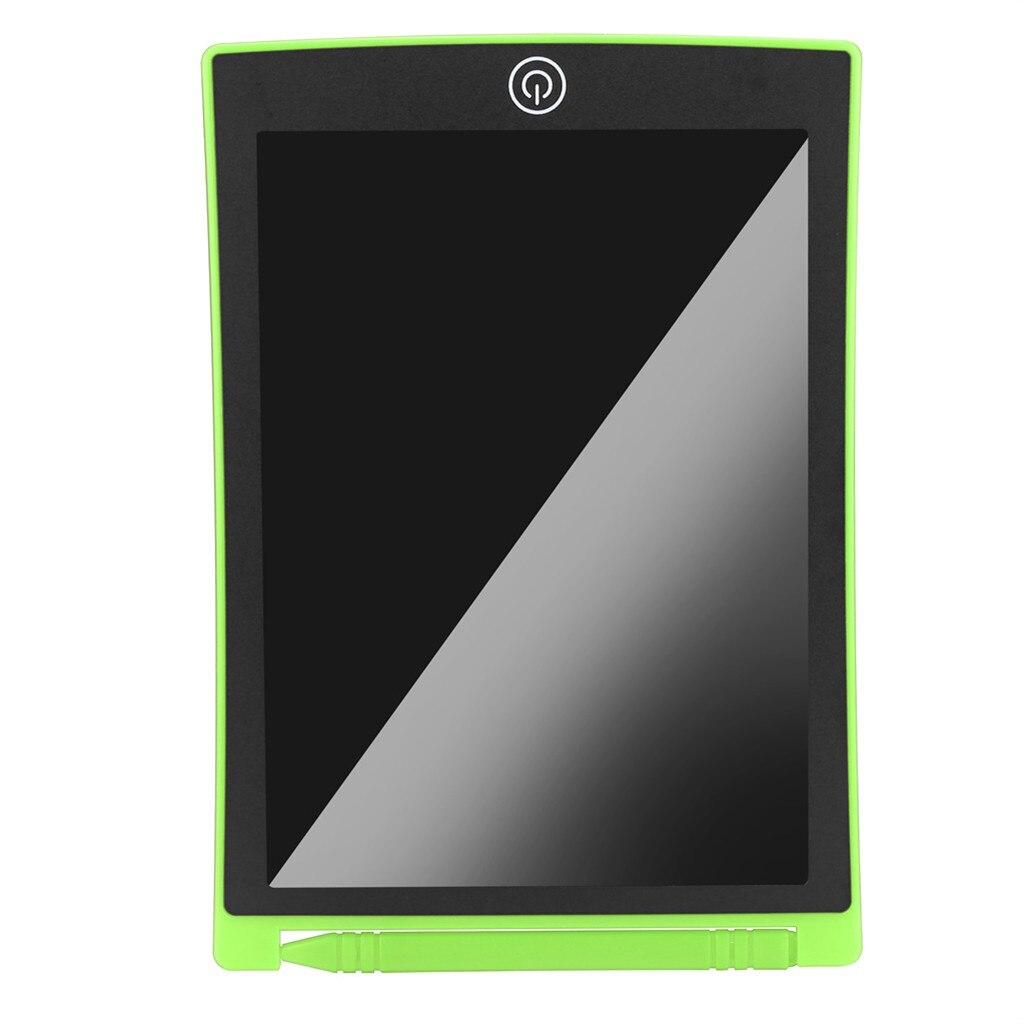 ЖК-планшет блокнот электронный планшет графический планшет 8,5 дюймов Y20 - Цвет: Green