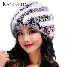 KANCOOLD шляпа Женская Новая высококачественная модная шляпы из искусственного меха ручной работы теплый женский головной убор шапки шляпа женщина 2018NOV13