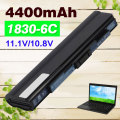 High capacity 4400mAh Laptop battery for Acer LC.BTP00.130 for Aspire one 721 753 AS1551 1830T 1430Z Special Price!!