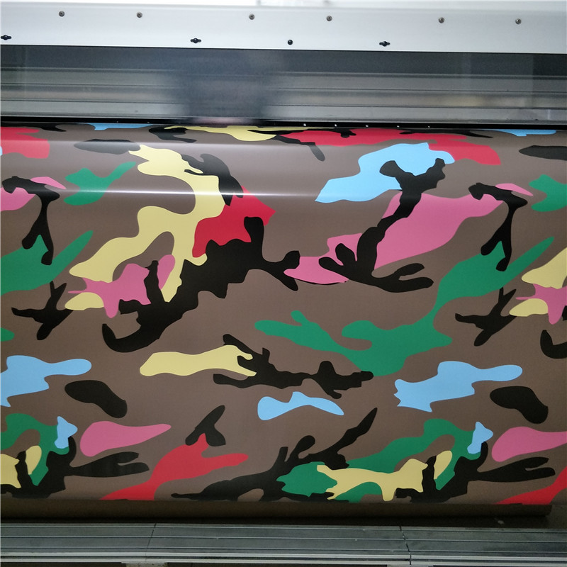 5/10/15/20/25/30X1.52M Green Military Black Camouflage Car Vinyl Wrap Sticker Camo Motorcycle Truck Bike Film Wrapping Foil Cove totem 15 2016 green black