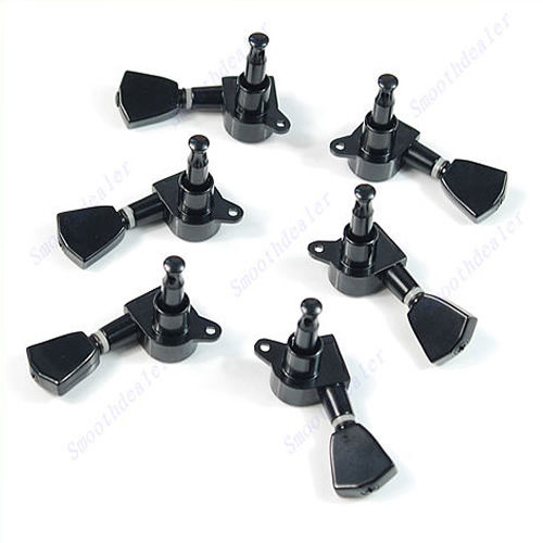 Guitar Parts String Tuning Pegs Keys Tuners Machine Heads For 3R3L 2 pc per set high end classical guitar tuning pegs machine heads black color up grade parts