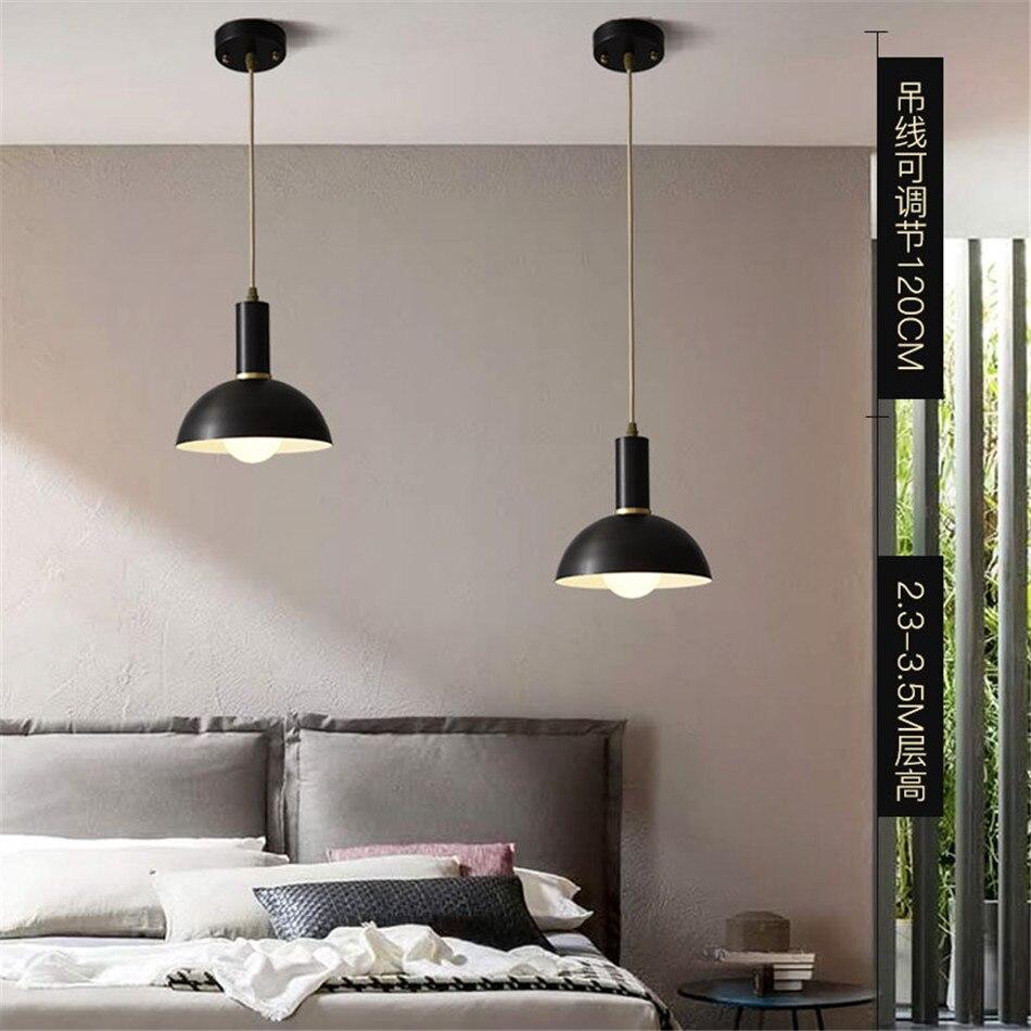 Тиффани стиль лампы абажуры свет для кофейного магазина винтажный промышленный кулон мастер спальня подвесные светильники винтажный кулон для чтения