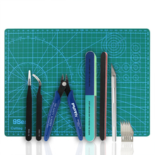 OPHIR Model Building Kits Hobby Tool DIY Model Tool Model Assembly Tool Shaping Clay Carving Tool Set MD003-MD007 u star ua 90067 model suits tool set upgrade version ua90067 for gundam tamiya trumpete model making