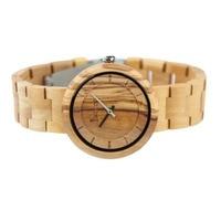 8c34941ae4d0 Redear New Brand Men Designer Watches Luxury Bamboo Wooden Quartz Sport  Watch Wood Strap Military Wristwatches. Relojes de ...