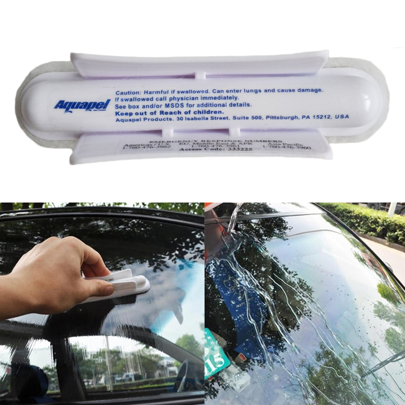 AQUAPEL Car Windshield Cleaning Wiper Universal Windshield Water Wiper Windshield Sponge Household Cleaning Tools