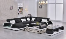 Beanbag New No Chaise Bean Bag Chair 2016 Promotion European Style Set Genuine Leather Sofas For Living Room Modern Sofa