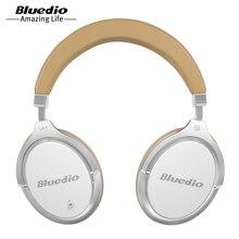 Bluedio F2 Active Шум отмена Беспроводной Bluetooth наушники беспроводные наушники с микрофоном