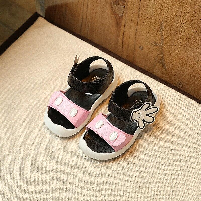 Summer Children Princess Sandals Kids Girls Wedding Shoes High Heels Dress Shoes Party Shoes For Girls