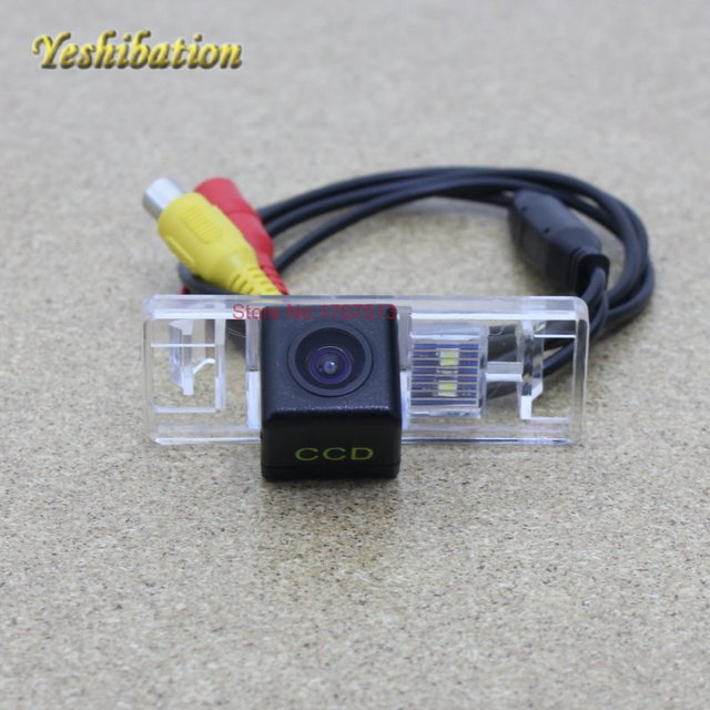 Rückfahrkamera Für Citroen C6 4D Sedan 2005 ~ 2012 Auto Hintere ...