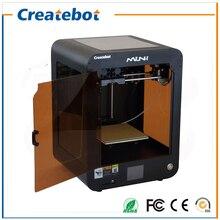 3D Printer Kits Createbot Mini Dual MK8 Extruder 3D Printer 150*150*220mm 3d printing size with 1 Rolls Filament 8GB SD card