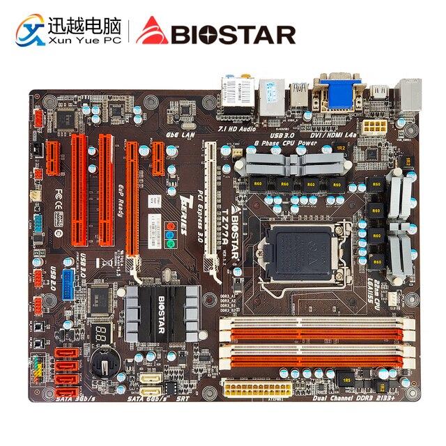 Biostar TZ77A Intel Display Driver