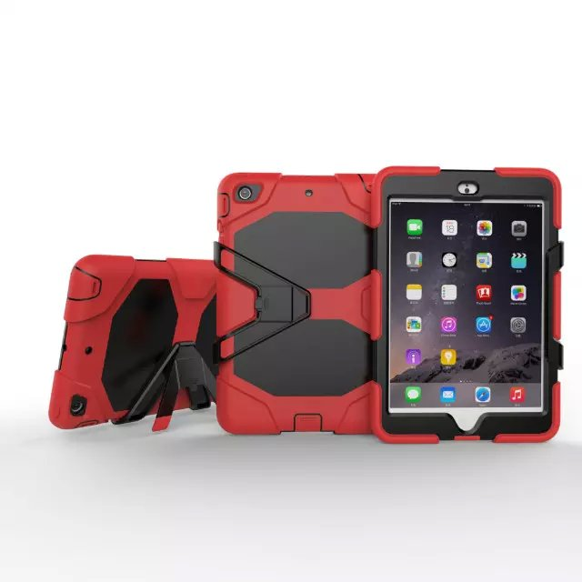NEW Life Waterproof Shock Dirt Snow Sand Proof Extreme Army Military Heavy Duty Cover Case Kickstand For Apple IPad Mini 1 2 3