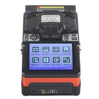 ZHWCOMM A 81S Волокна Fusion Сращивание машины FTTH автоматическая интеллектуальная Многофункциональный оптоволоконной сварки