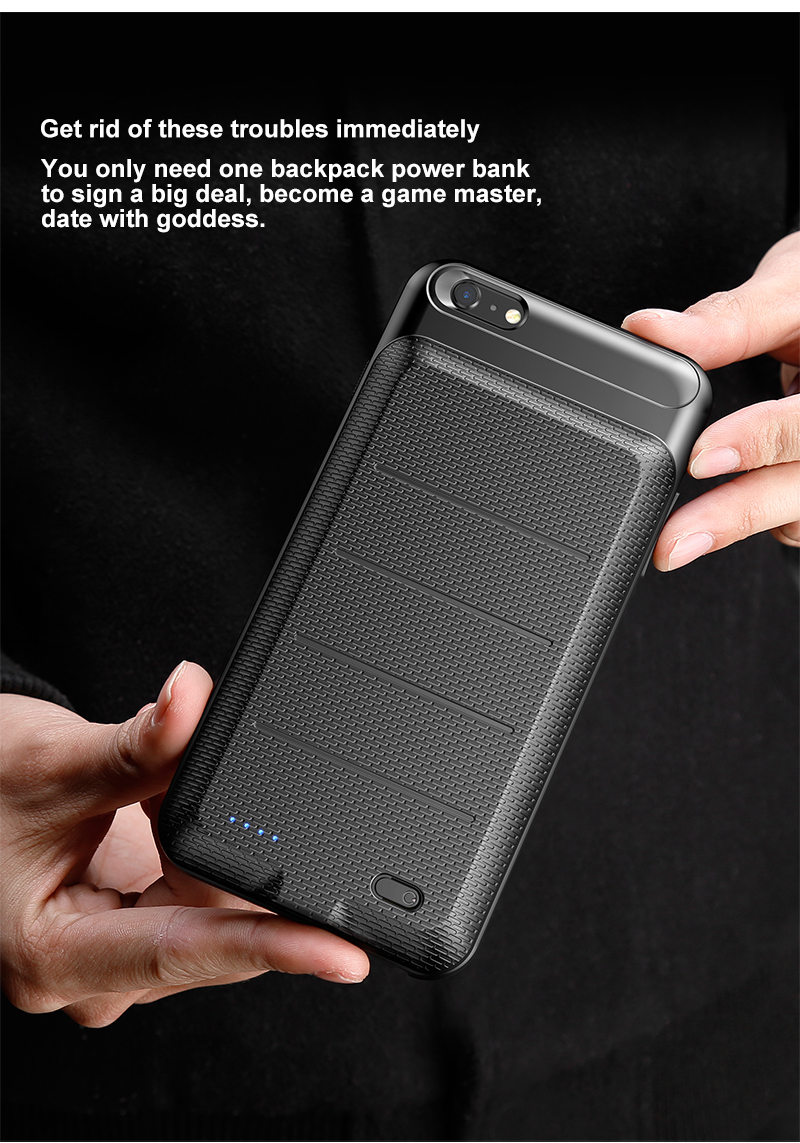 Battery Charger Case For iPhone 6 6S (6)