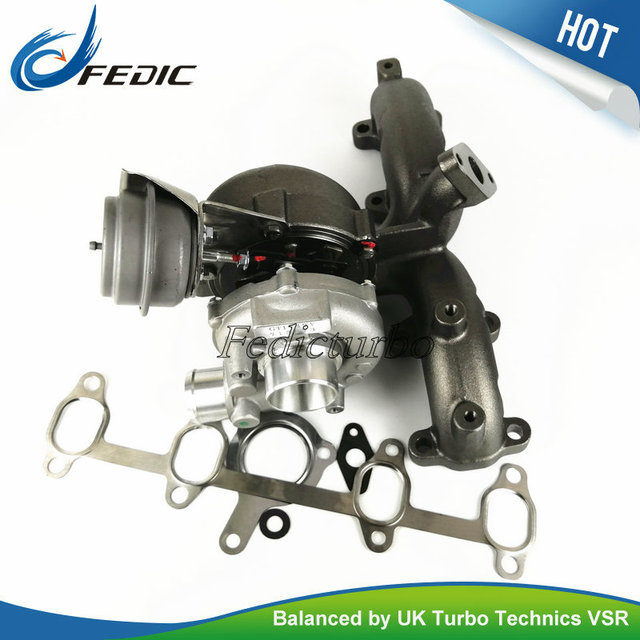 turbocharger gt1749v 713673 713672 454232 5011s 454232 0002/6