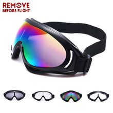 Motorcycle Goggles Ski Professional Snowboard Windproof glasses Dirt Bike Motocross Anti-UV Riding Offroad Protective