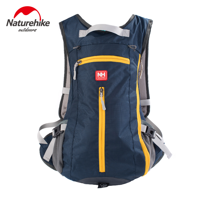 NatureHike Men Women Nylon Travel font b Backpack b font Outdoor Sport Hiking Camping font b
