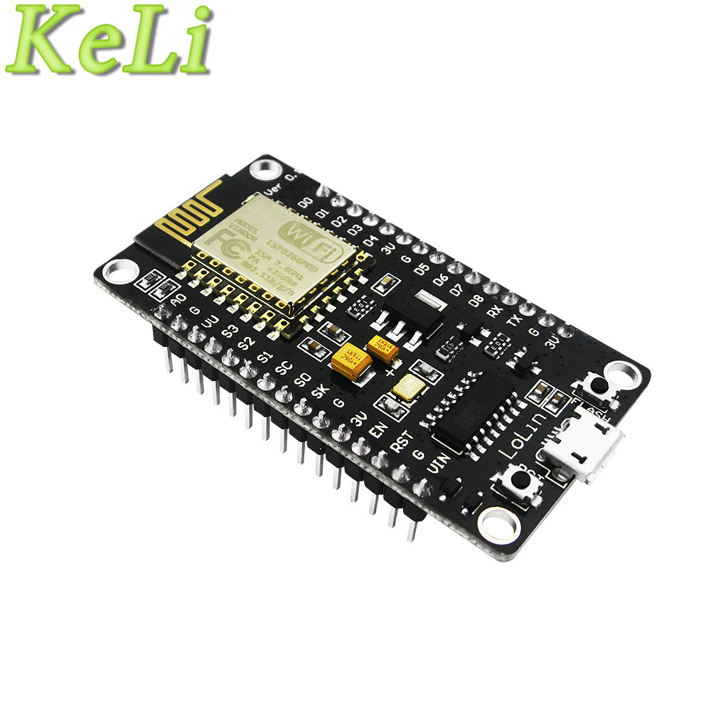1pcs New Wireless Module CH340 NodeMcu V3 Lua WIFI Internet of Things Development Board Based ESP8266 gprs gsm sms development board communication module m26 ultra sim900 stm32 internet of things with positioning
