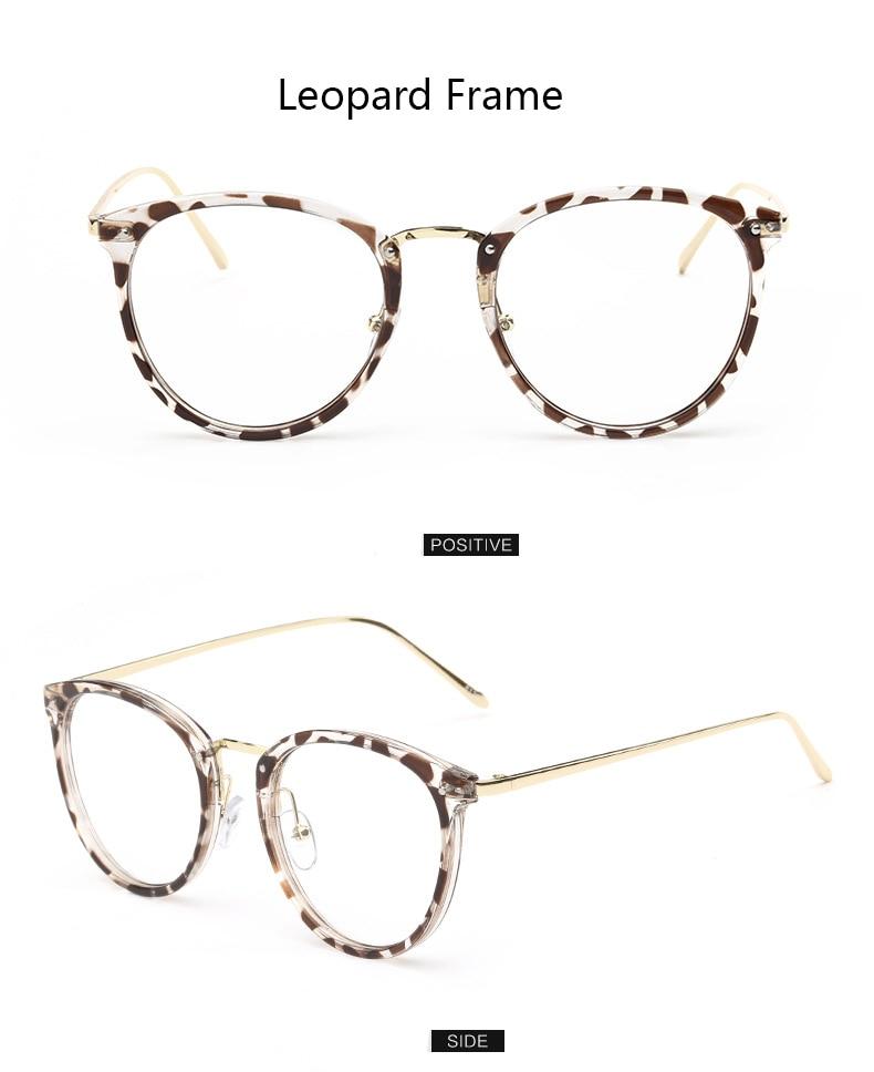 a5e0f94d7ca Aliexpress.com   Buy Clear Lens Cat Eye Glasses Frame Women s ...