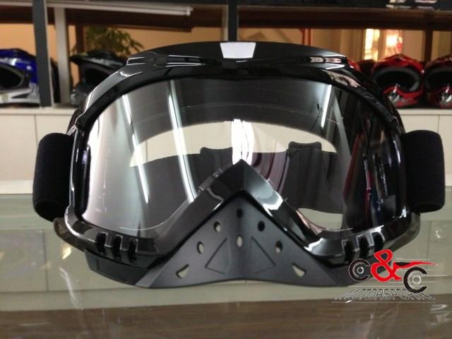 free shipping motocross goggles glasses Eyewear Snow snow/UV- Protection Multi-Color anti-fog lens ski snowboard Cross country