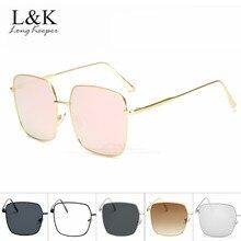 c9f4b6e72c865 طويلة حارس الرجعية مربع النظارات الشمسية النساء الرجال العلامة التجارية انن طلاء  نظارات شمسية رجل نظارات 2019 جديد AM0194