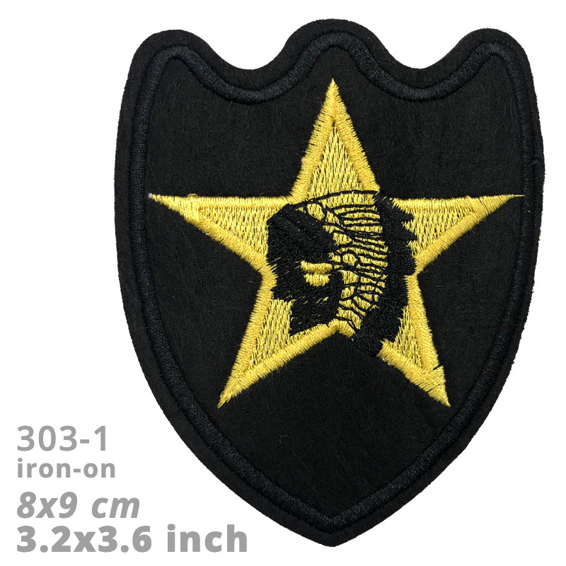 10 Pieces Iron on Patches for Clothing UFO Embroidery Patch on Clothes Stickers Original Classic Badges Label Stripe Accessories in Patches from Home Garden