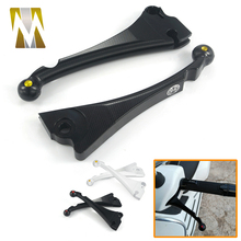 For VESPA LX 150 2017 2018 2019 Handlebar Brakes Levers for S150 S 150 S-150 Sprint 150 Front Disc Rear Drum Handbrake LXV150