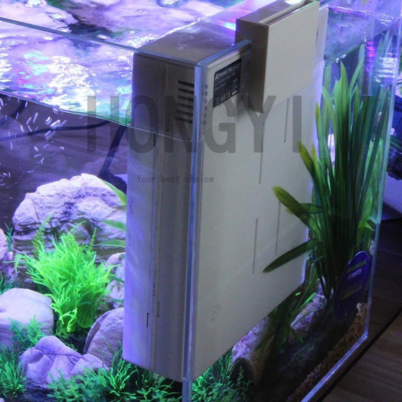 Atman 1 Piece SP-200 SP-500 Back Hanging Internal Filter Can Inset Heater For Aquarium Fish Tank Heating Rod Heater J16 50W/100W