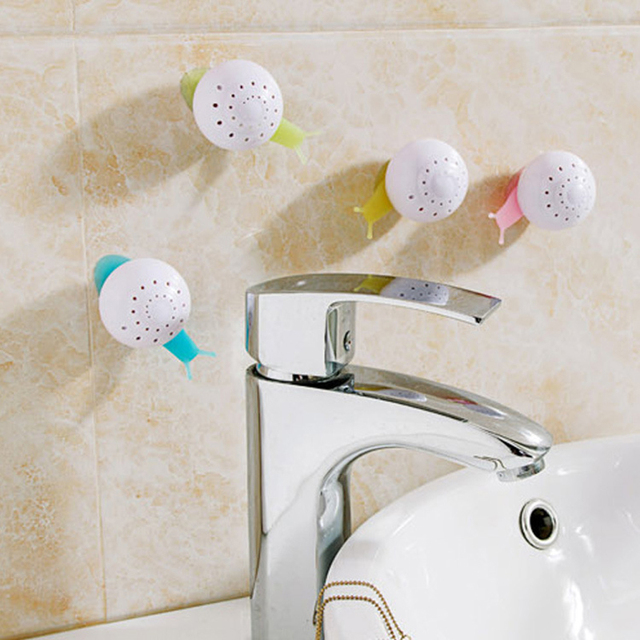 Air Freshener Cute Snail Shape Suction Cup Car Wardrobe Bedroom Bathroom  Toilet Deodorant Solid Air Freshener