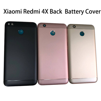 Battery Cover per Xiaomi Redmi 4X Back Housing Battery Cover Rear Door Case For Xiaomi Redmi 4X Battery Cover Shell Replacement Parts 1