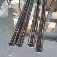 stainless steel pipe tube mirror finish matt finish for decoration OD 10mm to 323mm Length as requirements