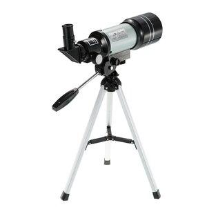 Image 2 - חיצוני HD טלסקופ 150X שבירה שטח האסטרונומי משקפת נסיעות אכון היקף עם חצובה ניידת מתכוונן מנוף