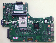 for Toshiba satellite C650 C655 C665 Laptop motherboard Integrated V000225140 MN10R-6050A2423501-MB-A02