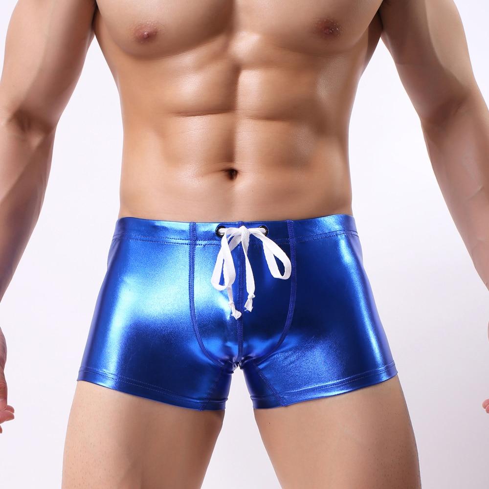 Fetish Ruber Trunk Blue//Black  calzoncillo hombre men underwear