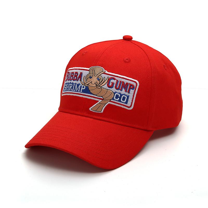 Takerlama 1994 Bubba Gump Shrimp CO. Cappello da baseball Forrest ... 1033fdd03f13