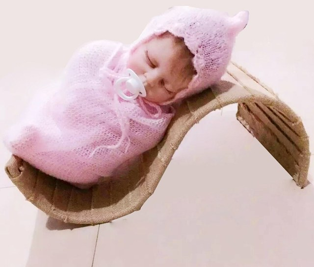 2017 Newborn Prop Foto Posando Cadeira, Boutique Infantil Assentos Do Bebê  Props, # P0295