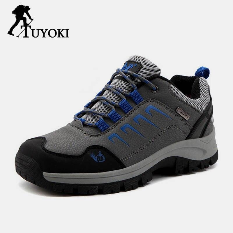 Tuyoki Daily Club vacances printemps hiver hommes chaussures de randonnée Camping baskets mode escalade chaussure chaussures fourrure chaud taille 36-44