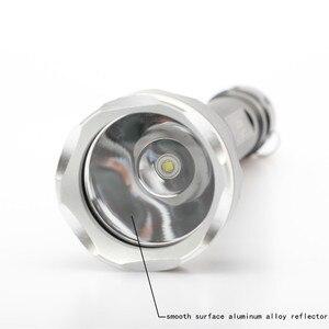 Image 2 - YUPARD XM L2 LED T6 lampa światła podwodne nurkowanie diver latarka latarka wodoodporna 18650 akumulator biały żółty światło