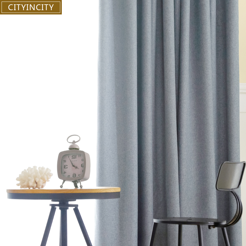 CITYINCITY Blackout Curtains For Living Room Modern Drapes