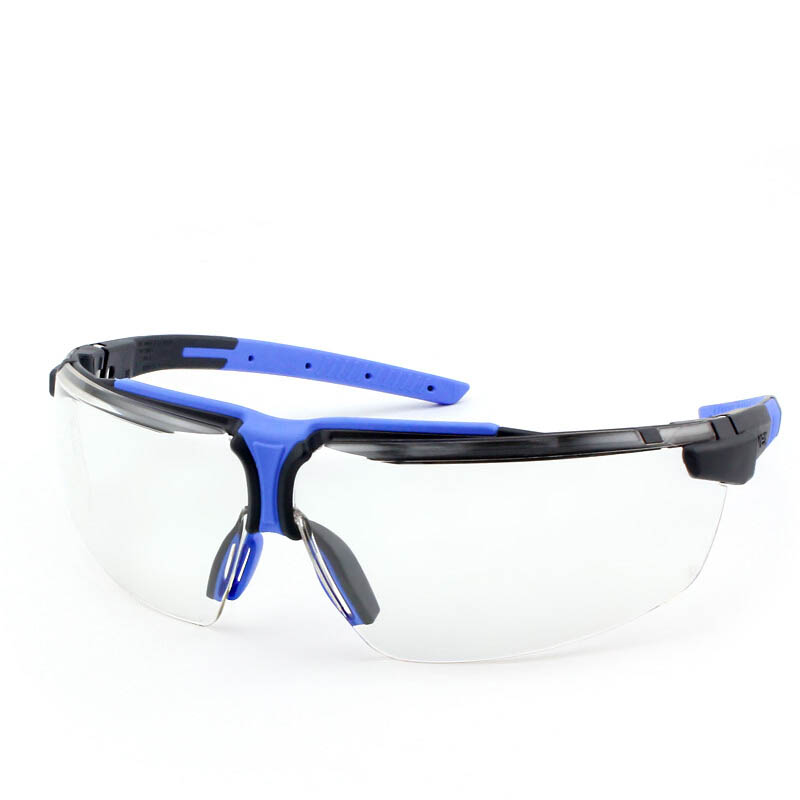 UVEX Safety Goggles Wear-resistant Anti-impact PC Lens Eyewear Protective Eyeglasses Anti-fog Dustproof Work Riding Goggles uvex safety goggles transparent pc lens wear resistant anti impact protective eyeglasses anti fog dustproof work riding goggles