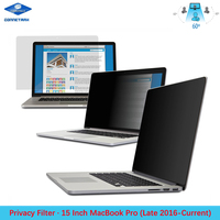 Anti Glare Laptop Privacy Filter Blackout for Apple New MacBook Pro 15 With Touch Bar (Mid 2016 Current)