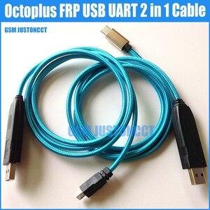 Image 3 - 100% рабочий кабель Octplus SAM FRP UART EFT, комплект 2 в 1 (кабель Micro + type C), инструмент, кабель Chimera UART, бесплатная доставка