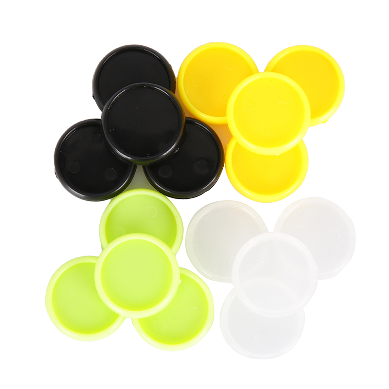Office Binding Supplies 10pcs/pack T Mushroom Hole Disc-binding Loose Book Binding Ring Disc Arc Binding Notebook Arc Binding Notebook Office Supplies