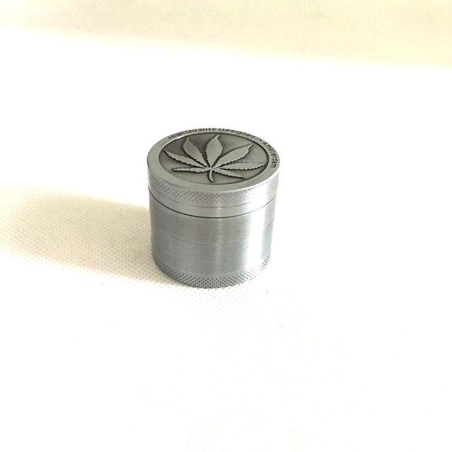 4 levels Mini Herb Grinder Weed Smoke Tobacco Hand Muller for Hookah Shisha Glass Pipe Water Pipe Diameter 30 40mm