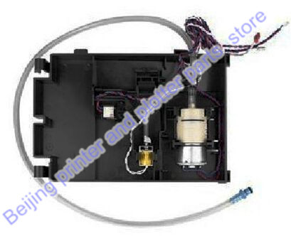Free shipping Used  Air pressurization system (APS) C6074-60387 C6072-60016 for the DesignJet 1050 1055 plotter parts free shipping 50r1 pdp50r1 eax61300301 used disassemble